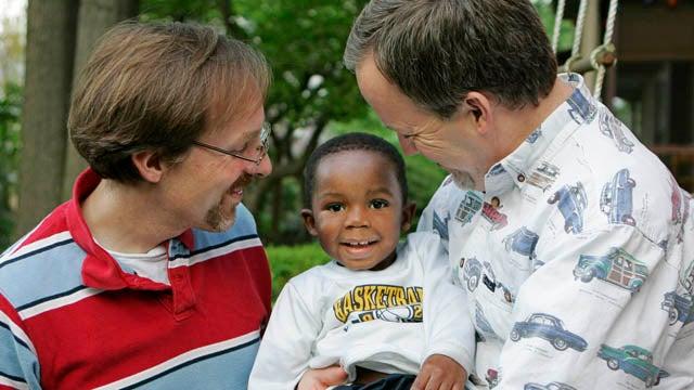 More Gay Couples Adopt, Still Face Discrimination
