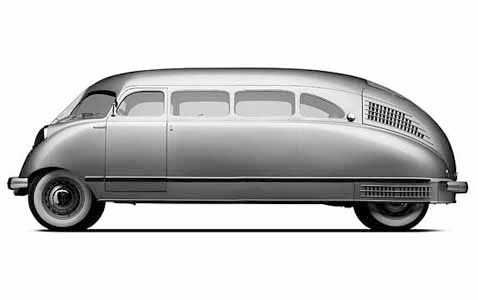 1936 Stout Scarab: The First Minivan?