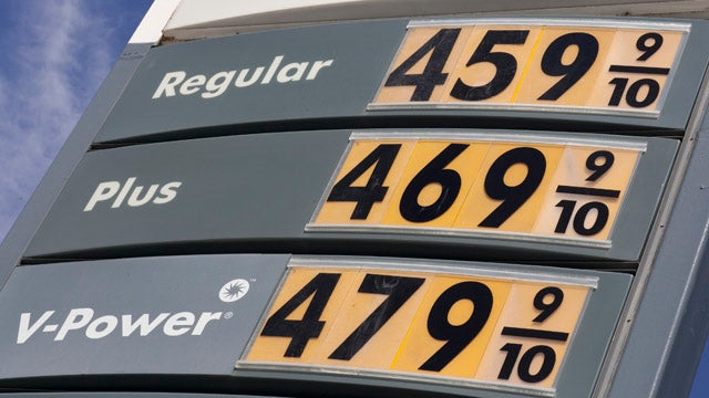Gas prices won't plunge this summer