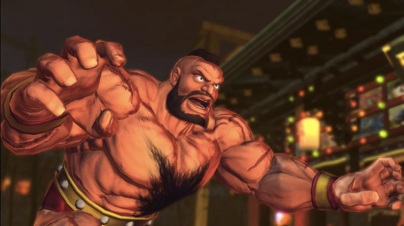 Familiar Challengers Enter the Street Fighter X Tekken Ring