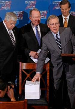 The Senate Health Care Bill and the Stupid Politics of Printing