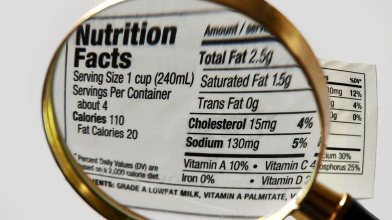 FDA Gives Nutrition Labels a Major Makeover