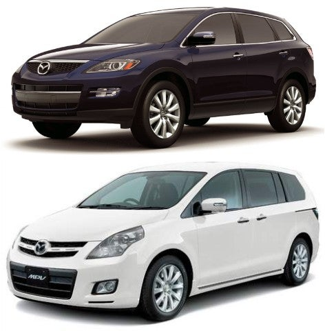 Question of the Day: Japanese MPV or CX-9?