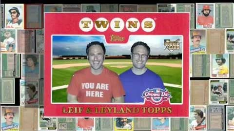 Sklar Bros. Give Deadspin Exclusive Look At New Topps Web Series