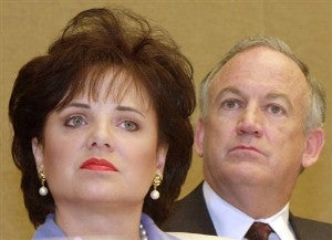 JonBenet's Family Cleared Of Suspicion In Murder • Polygamist Leader Hospitalized In Las Vegas