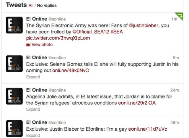 Yet Another Big Twitter Account Has Been Hacked