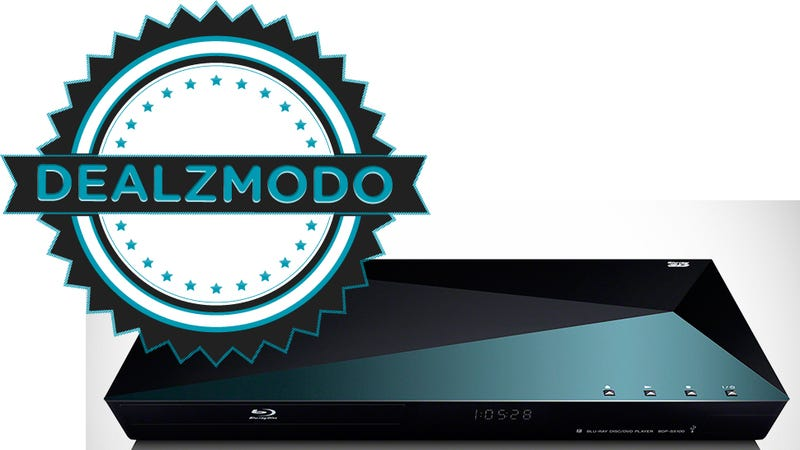 Deals: A Bargain Blu-ray Player, Monoprice Monitor, Lifeproof Case
