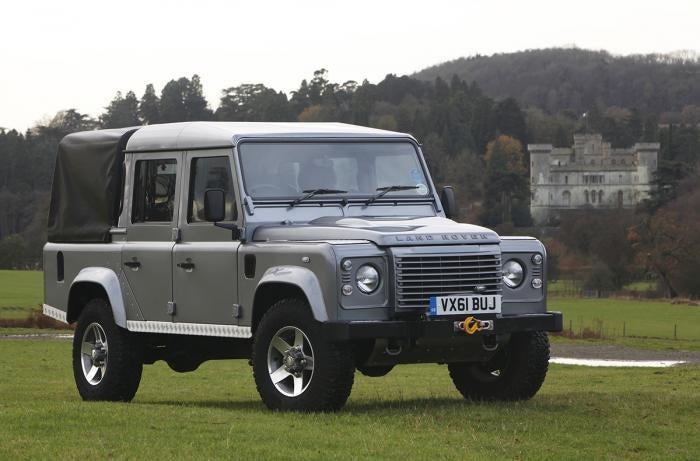 Jonny's Best of Europe: Land Rover Defender