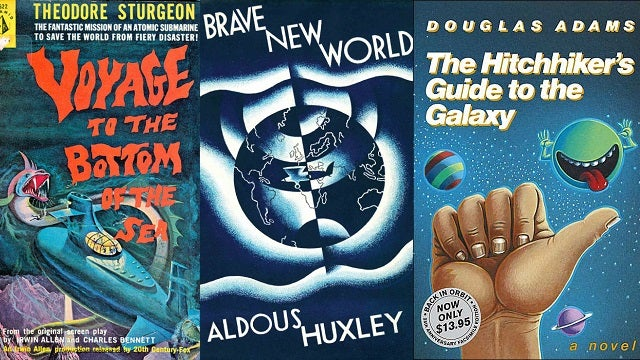 The Fonts You Need to Create Your Own Classic Science Fiction Covers