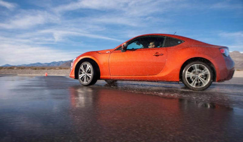 Keep Buying The Scion FR-S And Its Siblings If You Want A Faster One