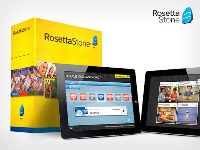 Get Up to $270 off Rosetta Stone Language Courses (Exclusive Discount)