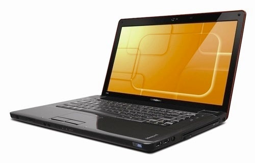 Y550 Laptop Lenovo's First With a Core i7 Inside