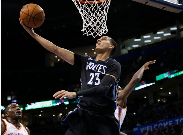 Kevin Martin Isn't Actually Clueless, Knew Kevin Love Was Trade…