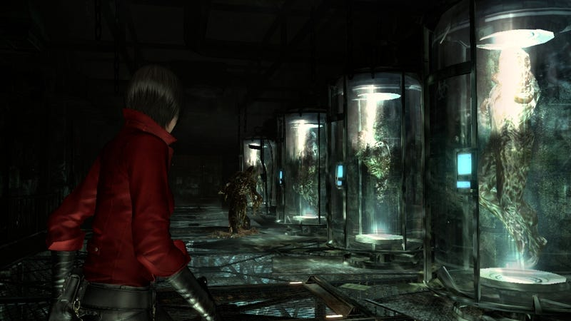 "Capcom Cites ""Technical Reasons"" Why Resident Evil 6 Contains On-Disc DLC"