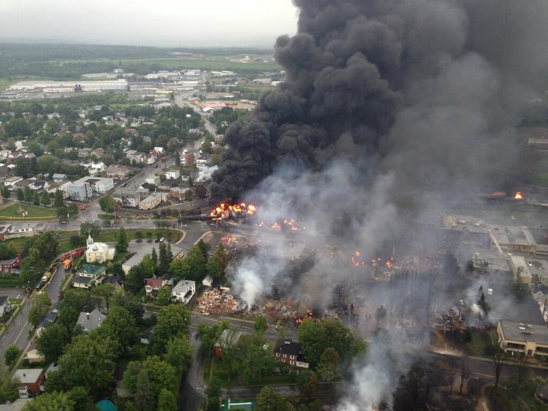 Canadian TSB Releases Lac-Mégantic Investigation Report