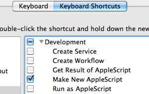 Create AppleScripts in One Click by Enabling This Setting in OS X