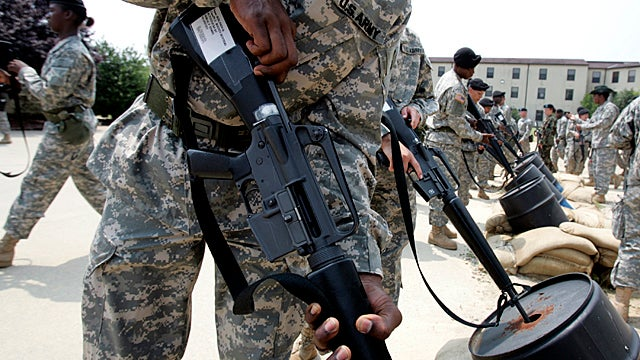 'Armed Militia' of Soldiers Plotted to Take Over Army Base, Assassinate Obama [UPDATE]