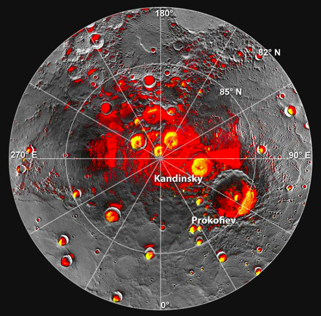 OMG Mercury has water ice and organics. But what does that really mean?