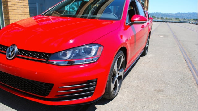 The 2015 VW GTI Is Best Car To Get If You Can't Afford Every Car