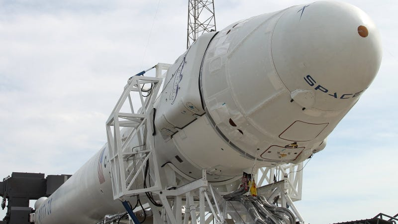 SpaceX Falcon 9: The Future of Commercial Space Flight Blasts Off Tomorrow
