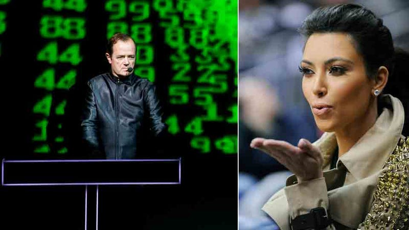 Kim Kardashian Did Not Get Kraftwerk Tickets, Despite What Twitter Thinks