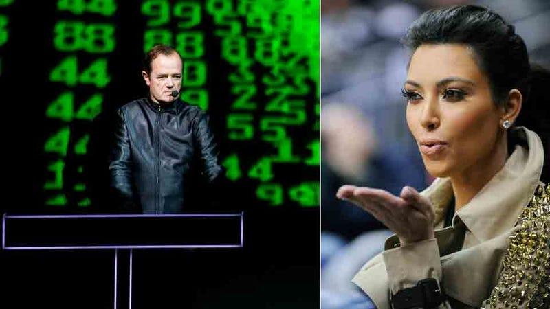 Kim Kardashian Did Not Get Kraftwerk Tickets, Despite What Twitter Thinks
