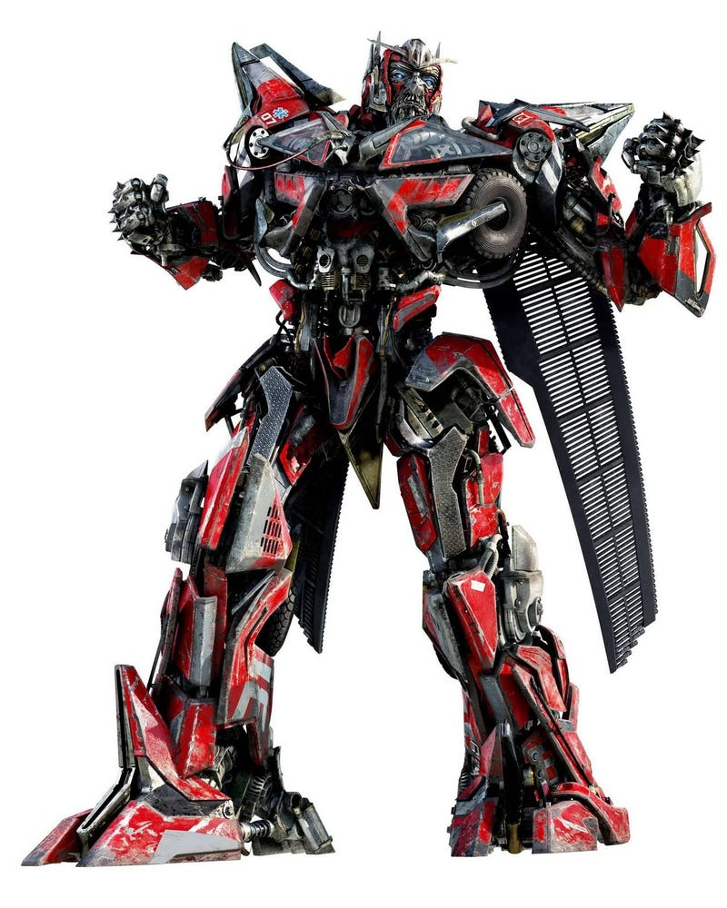 Transformers: DOTM Shockwave and Sentinel Prime Pictures