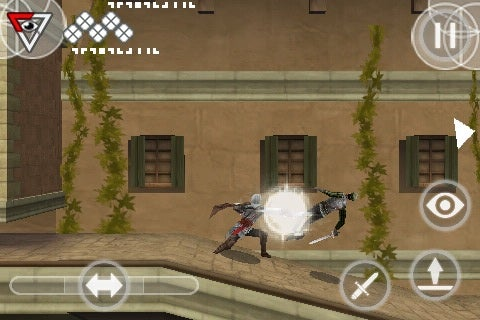 Assassin's Creed II Discovery iPhone Preview: Sonic-y