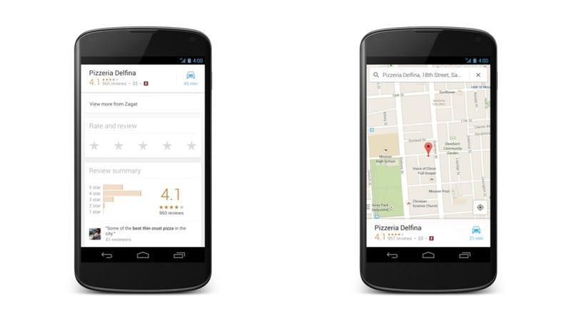 Los nuevos Mapas de Google llegan por fin a Android