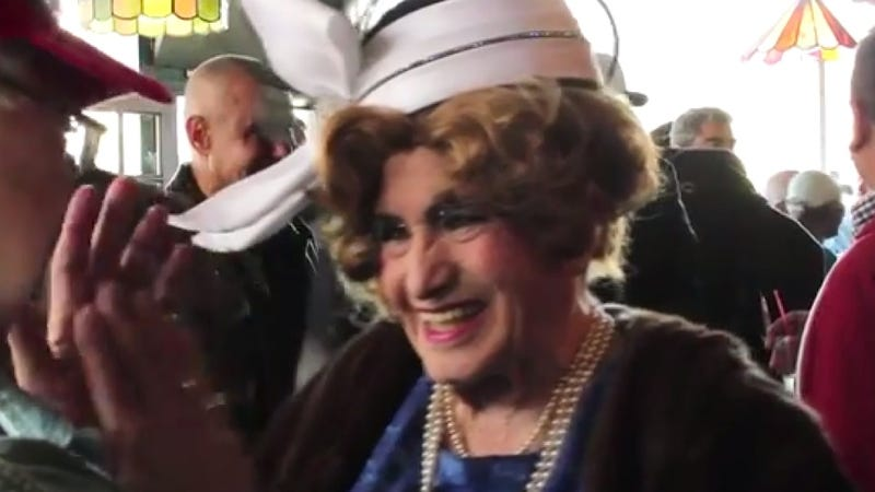 Gay Rights Pioneer José Sarria Goes Out in Grand Style