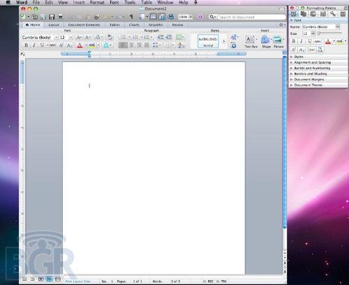 Mac Outlook 2011 Gallery