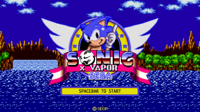 Nike Stuck a Sonic Minigame in its Strange Web Ad