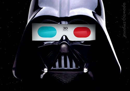 Great News: No All-New 3D Star Wars