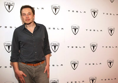 Ze'ev Drori out, Elon Musk in as Tesla CEO