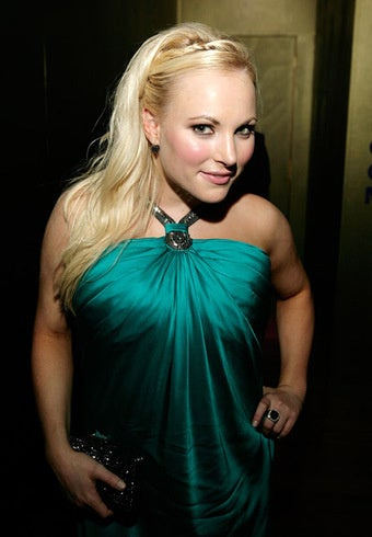 Meghan McCain Always Gets What She Wants And She Wants Hillary Duff