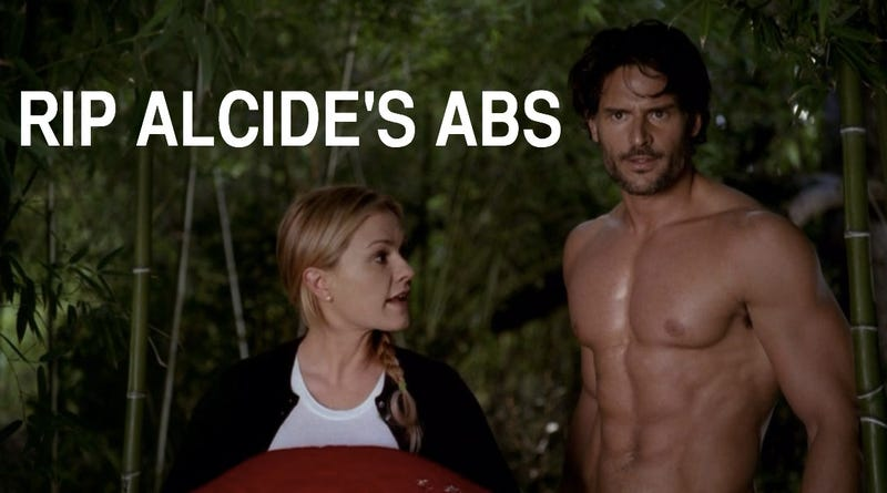In True Blood, Everyone Is Naked And Crying And Dead In The Forest