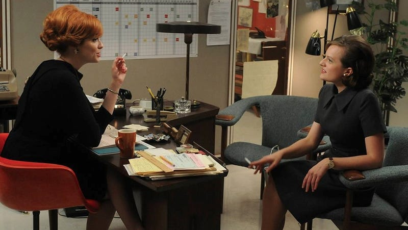 What the World Needs Now: A Joan and Peggy Mad Men Spinoff
