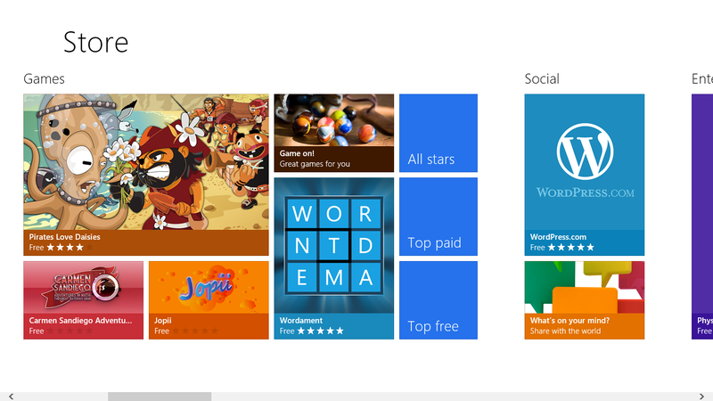 The Best Windows 8 Apps