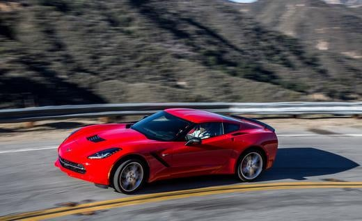 %40 of Corvette buyers aren't poseurs.