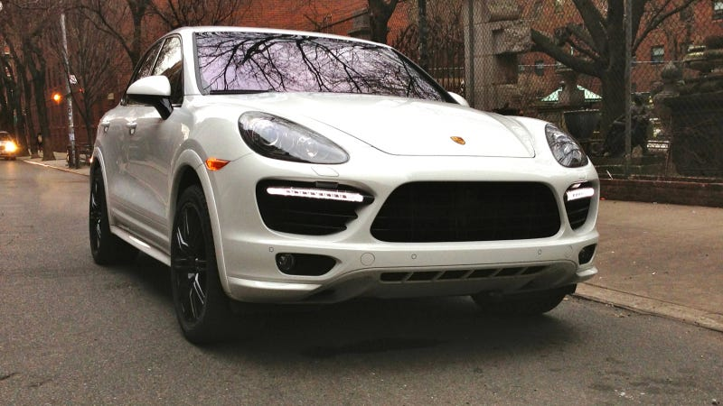 2013 Porsche Cayenne GTS: The Jalopnik Review