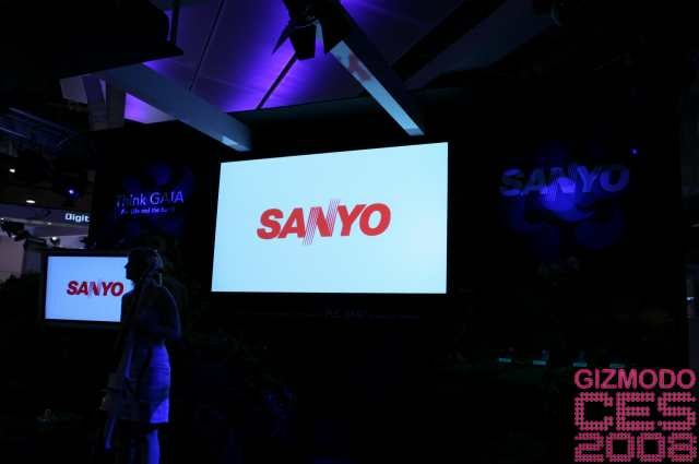 Sanyo PLC-XF47, 'World's Brightest' LCD Projector