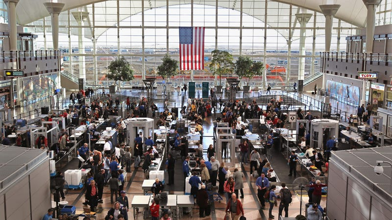 Male TSA Officer Tells 15-Year-Old Girl to 'Cover Up'