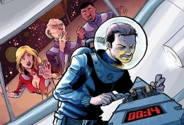 Galaxy Quest Returns, Goes Global