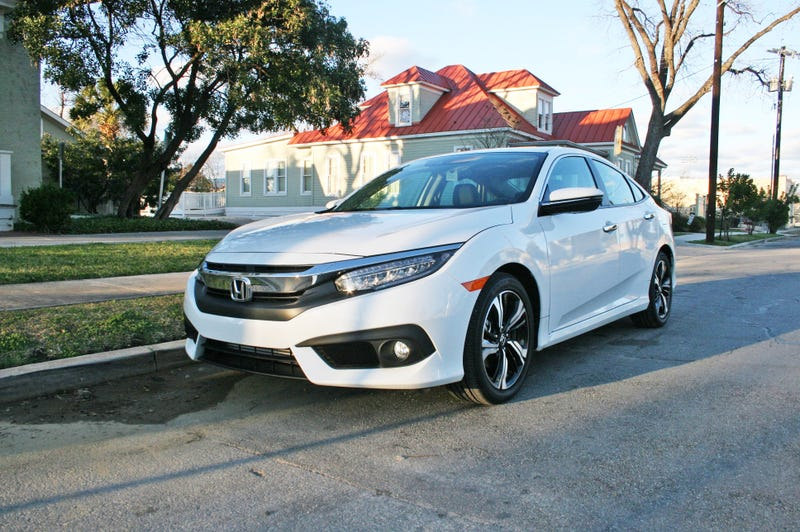 The 2016 Honda Civic Is A Return To Hondas You Actually Want To Own