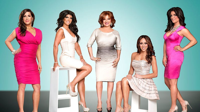 'Real Housewives' Contract Allows Show to 'Fictionalize' Footage