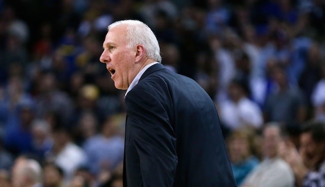 Gregg Popovich Stays Trolling David Stern