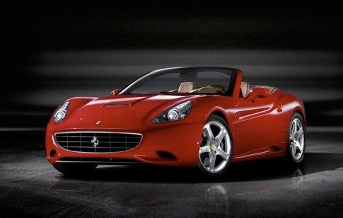 2009 Ferrari California, Revealed!
