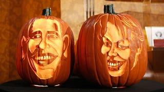 Amazing, Exclusive Pop Culture Halloween Pumpkins