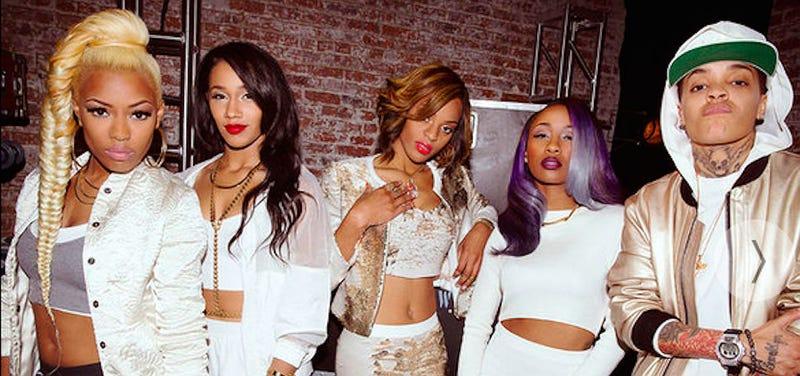 Sisterhood of Hip Hop Reality Show Spotlights Women Who Rap