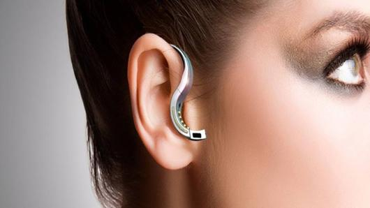 This Ring Is Actually a Real Bluetooth Headset